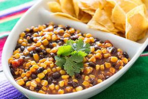 BBQ Black Bean Salsa