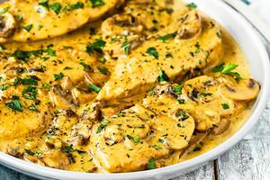 Chicken Marsala Recipes